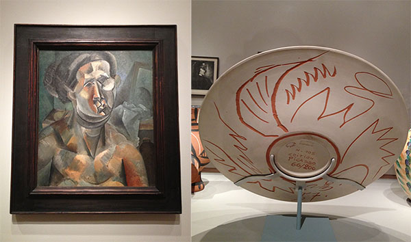 cuadro-y-ceramica-picasso-art-institute-chicago-cuentamesister